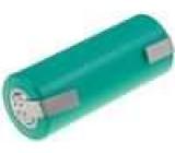 Nabíjecí baterie Ni-MH 1,2V 1200mAh dia 17x43mm