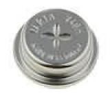 Akum: Ni-MH V40H,knoflíkové 1,2V 40mAh Ø11,3x5,2mm