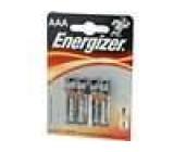 Baterie alkalická 1,5V AAA