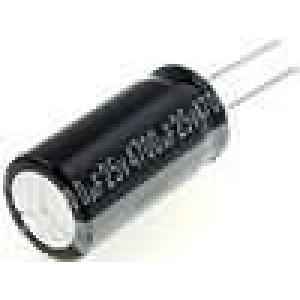 Kondenzátor elektrolytický THT 4700uF 25V Ø16x30mm ±20%