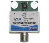 Anténní předzesilovač 15dB VHF/UHF