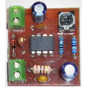 Regulátor ventilátoru v PC STAVEBNICE