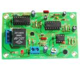 Elektronická stavebnice akustický spínač 12VDC 3A