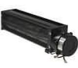 Ventilátor 230VAC 462x100x90mm 331,5m3/h 50dBA kuličkové
