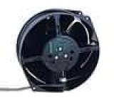 Ventilátor 230VAC Ø150x55mm 350m3/h 53dBA kuličkové 39W