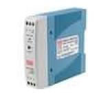 Zdroj spínaný 24W 24VDC 1A 85-264VAC 120-370VDC na DIN lištu