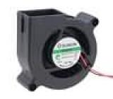 Ventilátor 12VDC 50x50x20mm 9,68m3/h 35dBA Vapo 1,5W