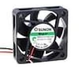 Ventilátor 12VDC 50x50x15mm 28,88m3/h 33dBA Vapo 1,05W