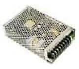 Zdroj spínaný 80,7W 5VDC 12VDC -5VDC -12VDC 7A 3,1A 0,5A