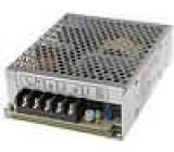 Zdroj spínaný 76,8W 24VDC 3,2A 88-264VAC 125-373VDC 410g