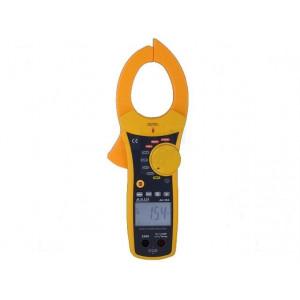 Číslicový klešťový měřič Ø:52mm LCD 3,75místný (4000)