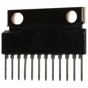 TDA3653C Koncový stupeň vertikálu