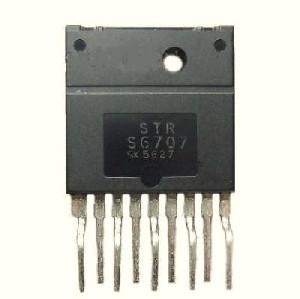 STRS6707 Spínaný zdroj 85-265V 140W ISQL9