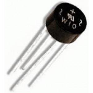 B250C1500RD diodový můstek 250V~/1,5A drát. W06M (RB155)