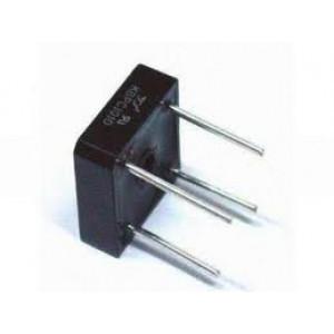 B250C10000 diodový můstek 250V~/10A drát. KBPC1006