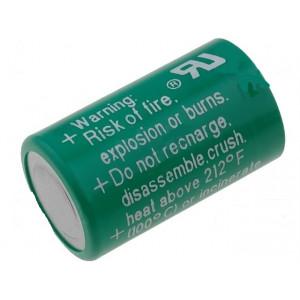Baterie lithiové 1/2AA CR14250 3V průměr 14x25mm 950mAh