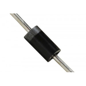 BY399 dioda rychlá 800V/3A/250ns DO201