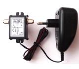 Stabilizovaný zdroj na anténu 12V/100 470uF F konektor