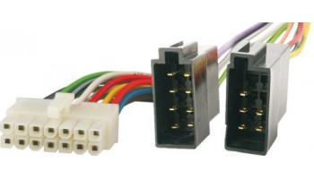 ISO konektory pro autorádia