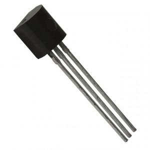 79L08 stabilizátor -8V/0,1A TO92