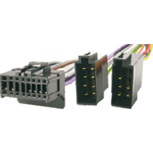 Konektor S Iso Pro Autor U00e1dio Pioneer 16 Pin