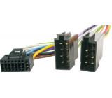 Konektor ISO Kenwood 16 PIN KDC, KRC