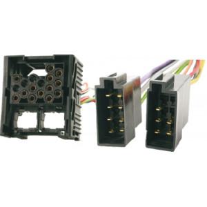 Konektor ISO pro autorádio BMW, Land Rover, Rover 17PIN