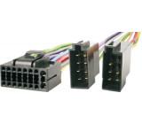 Konektor ISO pro autorádio JVC 16 PIN KD LX 10R, KD LX 33R, KD LX 3R, KD MX 2800R, KD MX 2900R, KD MX 3000R, KD MX 3000RB