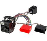 Konektor ISO pro autorádio Audi 40PIN Audi A3 2000 - 2007, Audi A4 2000 - 2007, Audi A6 2000 - 2004 pro rádio s navigací RNS-E